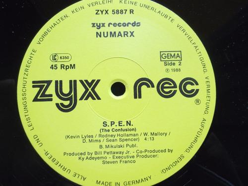 numarx - girl you know it's true - remix -  germany