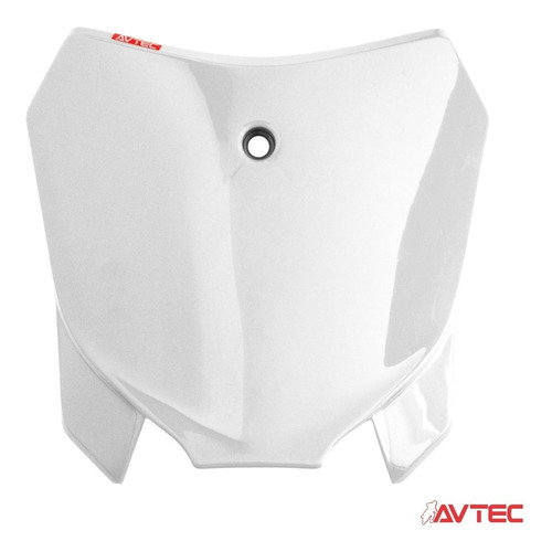 number plate frontal avtec crf 230 - universal