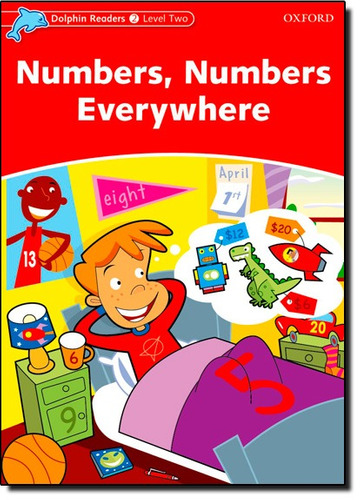 numbers numbers everywhere level 2 coleção dolphin readers d