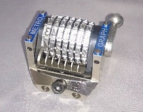 numerador p/ impressoras offset heidelberg gto e outras