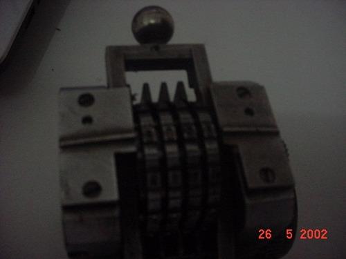 numerador sequencial 4 digitos