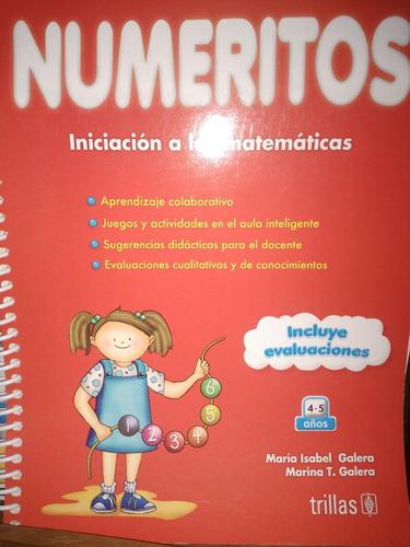 numeritos iniciacion a las matemáticas