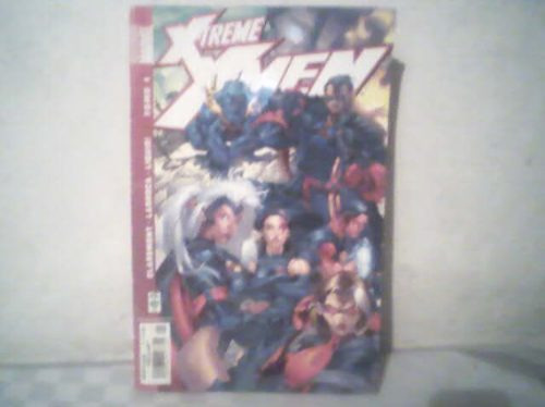 numero  1  marvel comics x-men mangaverce