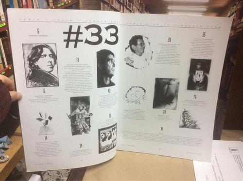 número 33. revista cultural