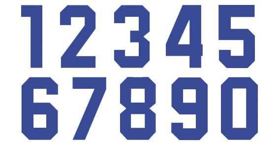 numero camisetas pack equipos futbol 25 cm oficial 79 00 en