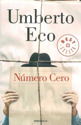 número cero / umberto eco (envíos)