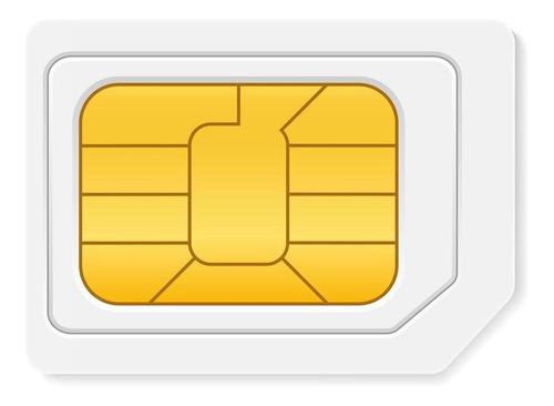 numero de chip facil de memorizar *escolha seu numero*