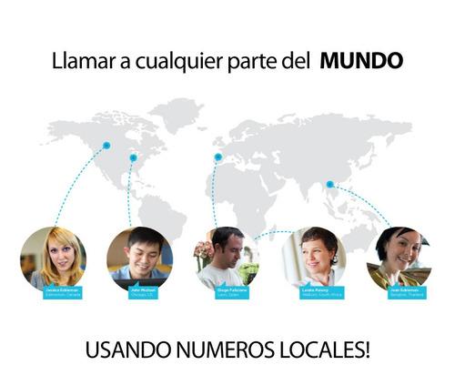 numero en mexico voip virtual con pbx central telefonica