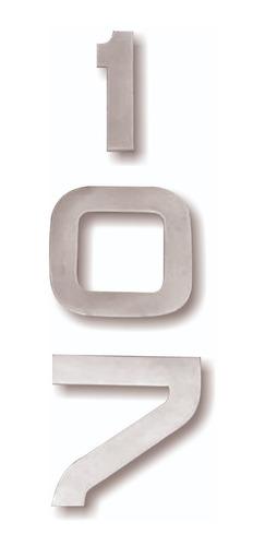 número para casa house number mod. munich 15 cm