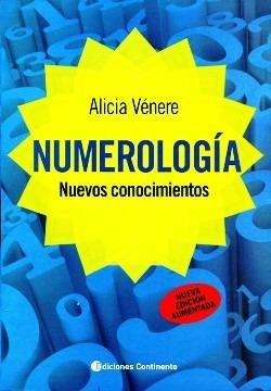 numerologia nuevos conocimientos - alicia venere libro envio