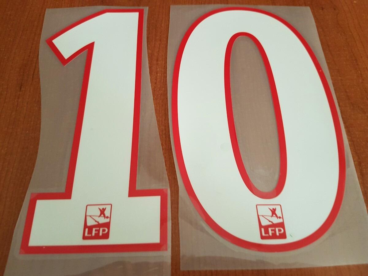 Números Para Camisetas Internacionales -   150 0bb7d7736fb