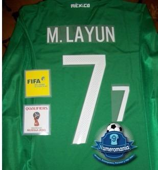 d22b357361c8c Números Para Jersey Selección Mexicana adidas 2016 -   169.00 en ...