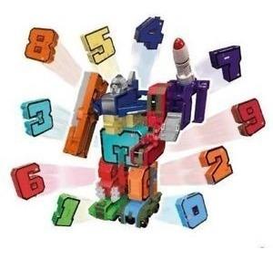 numeros robots pocket morphers combinables piu online