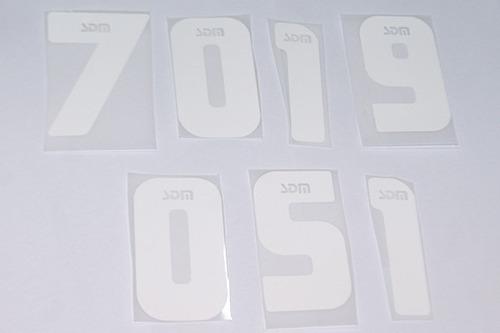numeros sport 2000 short varios modelos oficial