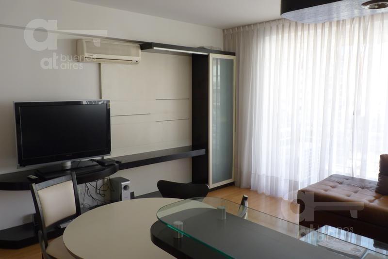nuñez. departamento 2 ambientes con balcón y amenities