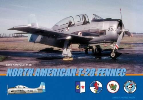 nuñez padin t-28 fennec trojan de aviacion naval argentina