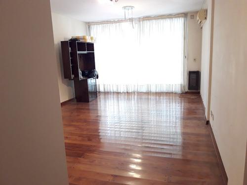 nuñez venta s/piso 4 amb. c/cochera y baulera
