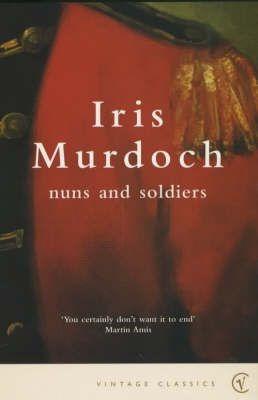 nuns and soldiers vintage  de murdoch iris