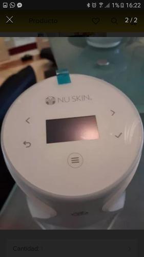 nunskin galvanica facial/corporal y dosificador automatico