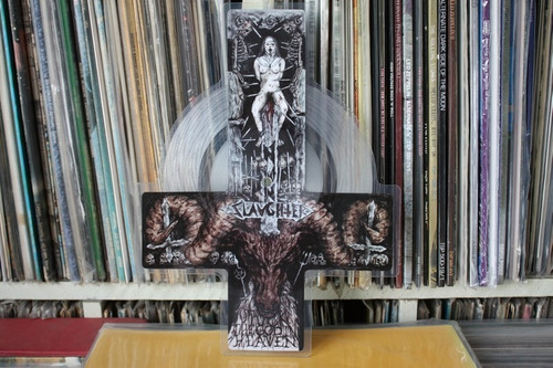 nunslaughter  f*** the god in heaven lp