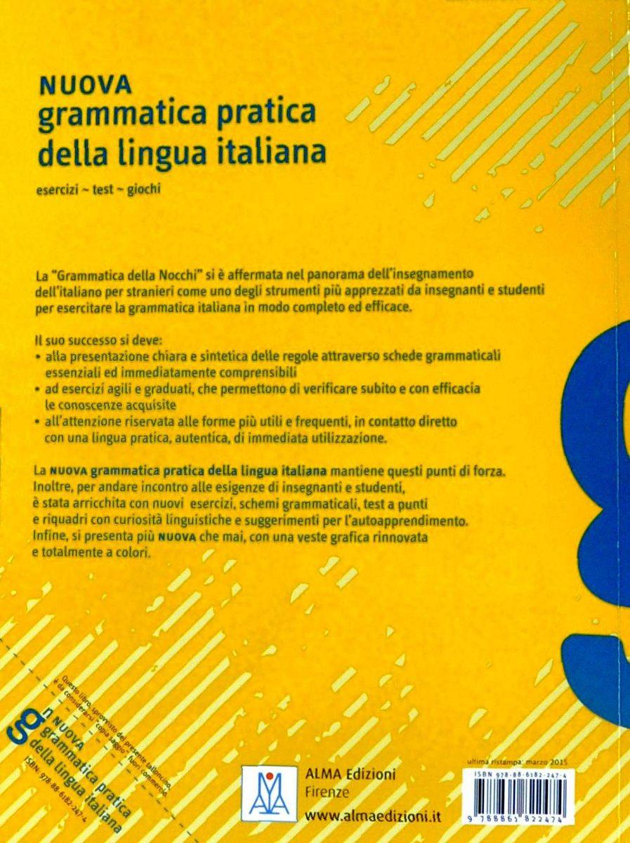 Grammatica Pratica Della Lingua Italiana Pdf