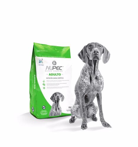 nupec adulto alimento para perro