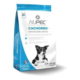 Nupec Cachorro 20 Kg Original Caducidad Julio 2020 - Super Premium
