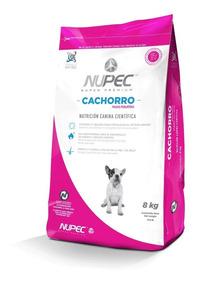 Nupec Razas Pequeñas Cachorro 8 Kg Original Cad  Junio 2020