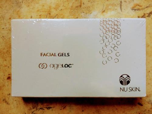 nuskin gel facial+gel corporal+envio gratis vencimiento 2020