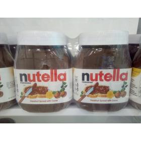 Nutella De 750g Oferta (2x15greens