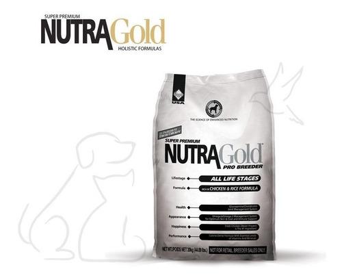 nutra gold criador 20 kg 60292 / fernapet