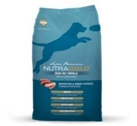 nutra gold white fish 13k envío gratis stgo. braloy mascotas