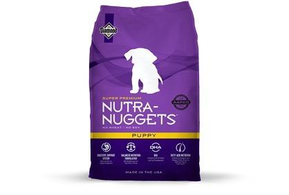 nutra nuggets puppy -cachorro- x 3kg