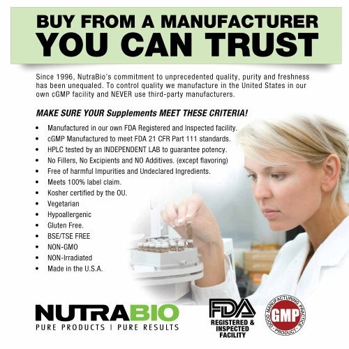 nutrabio 100% whey protein isolate - 2 pounds cinnamon bu
