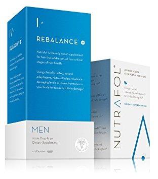 nutrafol hombres avanzada adelgazamiento del cabello