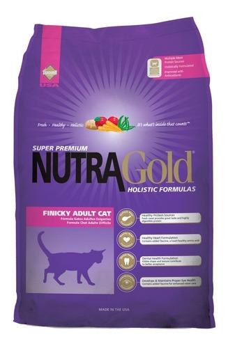 nutragold finicky adult gato 7.5 kg envio gratis santiago