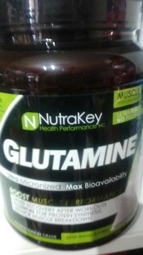 nutrakey  glutamine 1 kilo l glutamina