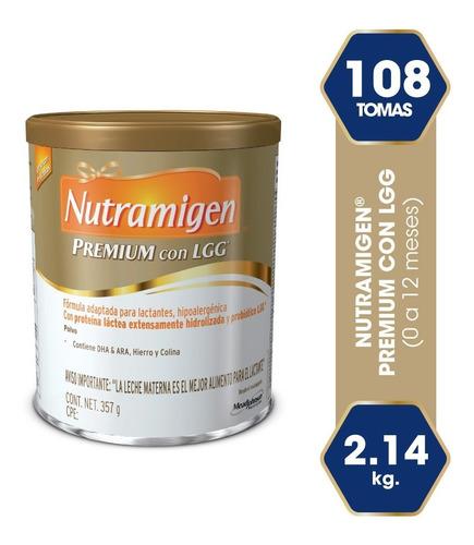 nutramigen® premium con lgg* - 357 g (6 unidades)