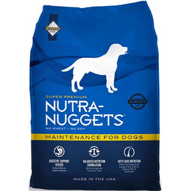 Nutranuggets Mantenimiento Perro 15+obs