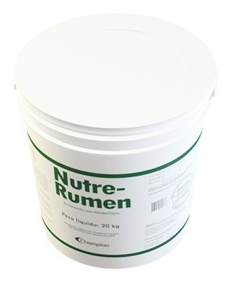 nutre-rumen - probiótico para bovinos