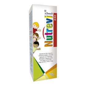 Nutrevit Multivitaminico Apetito Niños - L a $64
