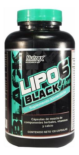 nutrex lipo 6 black hers (120 capsulas) super oferta!
