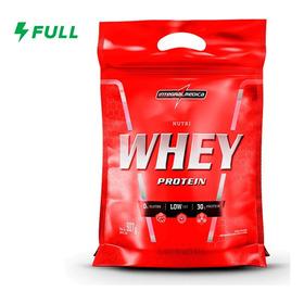 Nutri Whey Isolado E Concetrado 907g - Integral Medica / Wey