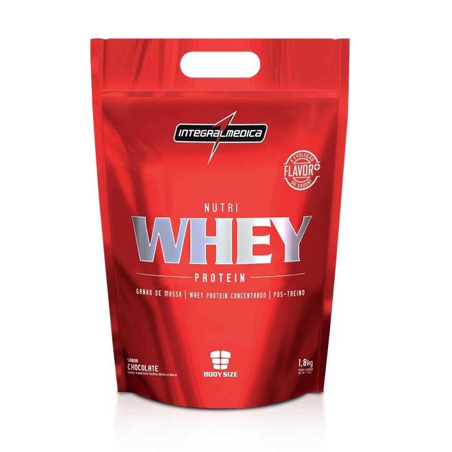 dbe830703 Nutri Whey Protein - Integralmédica (1