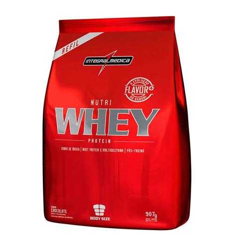 nutri whey protein refil 907 g