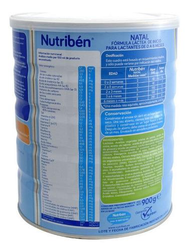 nutriben 1 natal por 900gr