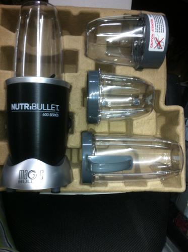 nutribullet 14 piezas extractor de nutrición 600 w licuadora
