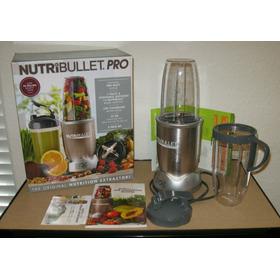 Nutribullet 900 W Nuevo 100% Original Envio Gratis Full