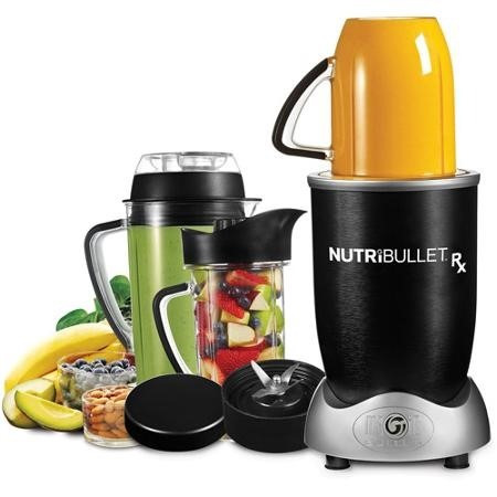 nutribullet rx n17-1001  extractor alimentos  +envio gratis