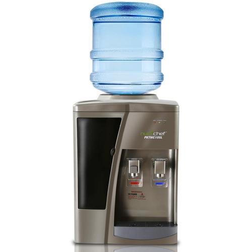 nutrichef countertop refrigerador de agua dispensador  cali
